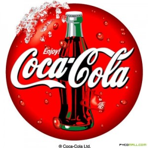Coca cola 300x300 I love Coca Cola, diet coke and money